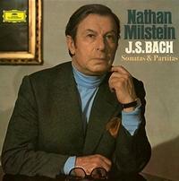 Nathan Milstein - Bach: Sonatas & Partitas For Solo Violin