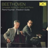 Pierre Fournier and Friedrich Gulda - Beethoven: Complete Works For Cello And Piano