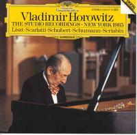 Vladimir Horowitz - The Studio Recordings New York 1985