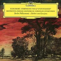 Herbert von Karajan - Schubert:Symphony No. 8/Beethoven: Overtures