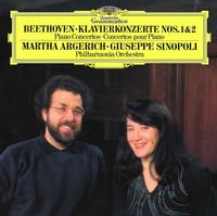 Martha Argerich - Beethoven: Piano Concertos 1 & 2