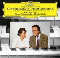 Claudio Abbado - Mozart: Piano Concertos Nos. 14 & 26/ Pires