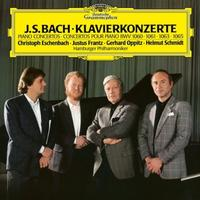 Christoph Eschenbach, Justus Frantz, Gerhard Oppitz, and Helmut Schmidt - Bach: Piano Concertos BWV 1060/1061/1063/1065 -  Vinyl Record