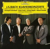 Christoph Eschenbach, Justus Frantz, Gerhard Oppitz, and Helmut Schmidt - Bach: Piano Concertos BWV 1060/1061/1063/1065