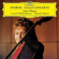 Anja Thauer - Dvorak: Cello Concerto In B-Minor, Op. 104/ Macal