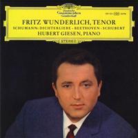 Fritz Wunderlich - Schumann/Beethoven/Schubert