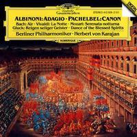 Herbert von Karajan - Albinoni: Adagio & Pachelbel: Canon
