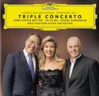 Anne-Sophie Mutter and Yo-Yo Ma - Beethoven: Triple Concerto/Symphony No. 7/Barenboim