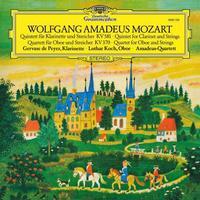 Lothar Koch - Mozart: Clarinet Quintet, Oboe Quartet/ de Payer