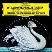 Mstislav Rostropovich - Tchaikovsky: Ballet Suites II