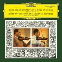 David Oistrakh - Bach: Violin Concertos Nos. 1 & 2