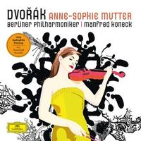 Anne-Sophie Mutter - Dvorak: Violin Concerto