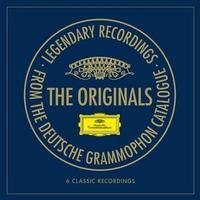 Various Artists - The Originals: Legendary Recordings From The Deutsche Grammophon Catalogue