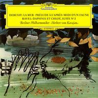 Herbert von Karajan - Debussy: La Mer, L.109; Prelude a l'apres-midi d'un faune, L.86 / Ravel: Dapnis & Chloe, M.57b