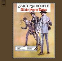 Mott The Hoople - All The Young Dudes -  140 / 150 Gram Vinyl Record