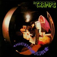 The Cramps - Psychedelic Jungle -  200 Gram Vinyl Record
