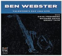 Ben Webster - Valentine's Day 1964 Live -  180 Gram Vinyl Record