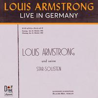 Louis Armstrong - Armstrong In Germany