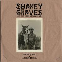 Shakey Graves - Shakey Graves And The Horse He Rode In On (Nobody's Fool & The Donor Blues EP) -  180 Gram Vinyl Record