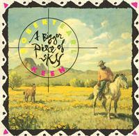 Robert Earl Keen - A Bigger Piece Of Sky -  Vinyl Record