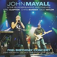 John Mayall & The Bluesbreakers & Friends - 70th Birthday Concert Live In Liverpool