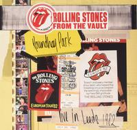The Rolling Stones - From The Vault: Live At Roundhay Park, Leeds, 1982 -  Vinyl Record & DVD