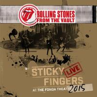 The Rolling Stones - From The Vault: Sticky Fingers Live At The Honda Theatre -  Vinyl Record & DVD