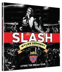 Slash, Myles Kennedy, And The Conspirators - Living The Dream Tour: Live At The Eventim Apollo, Hammersmith, London, 2019