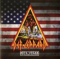 Def Leppard - Hits Vegas: Live At Planet Hollywood, Las Vegas, 2019