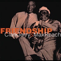 Clark Terry and  Max Roach - Friendship -  Vinyl Record