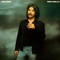 John Prine - Pink Cadillac -  Vinyl Record