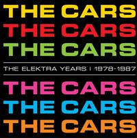 The Cars - The Elektra Years 1978-1987