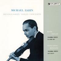 Michael Rabin - Mendelssohn:  Violin Concertos