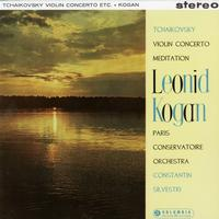 Leonid Kogan - Tchaikovsky: Violin concerto
