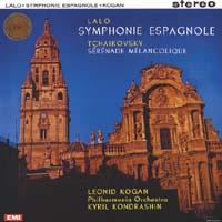 Kiril Kondrashin - Lalo: Symphonie Espagnole