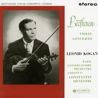 Leonid Kogan - Beethoven: Violin Concerto