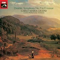Carlo Maria Giulini - Dvorak: Symphony No.7
