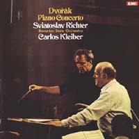 Sviatoslav Richter - Dvorak: Piano Concerto/ Carlos Kleiber, piano