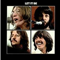 The Beatles - Let It Be -  180 Gram Vinyl Record