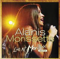 Alanis Morissette - Live At Montreux 2012 -  Vinyl Record & CD
