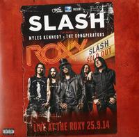 Slash - Live At The Roxy -  Vinyl Record & CD