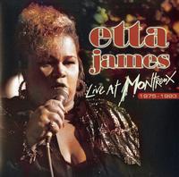 Etta James - Live At Montreux 1975-1993 -  Vinyl Record & CD