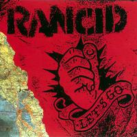 Rancid - Let's Go -  10 inch Vinyl Record