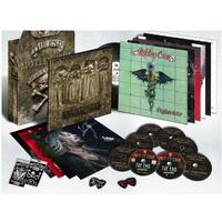Motley Crue - The End -  Multi-Format Box Sets