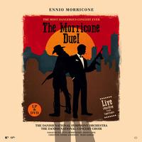 Ennio Morricone - The Morricone Duel LP/Sarah Hicks/ DNSO: The Most Dangerous Concert Ever -  Vinyl Record & DVD