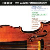 Tauno Hannikainen - Sibelius: Concerto in D Minor/ Spivakovsky