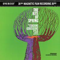 Sir Eugene Goossens - Stravinsky: Le Sacre du Printemps -  45 RPM Vinyl Record