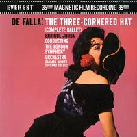 Enrique Jorda - Falla: The Three-Cornered Hat