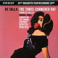 Enrique Jorda - Falla: Three Cornered Hat