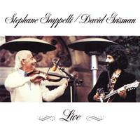 Stephane Grappelli And David Grisman - Live